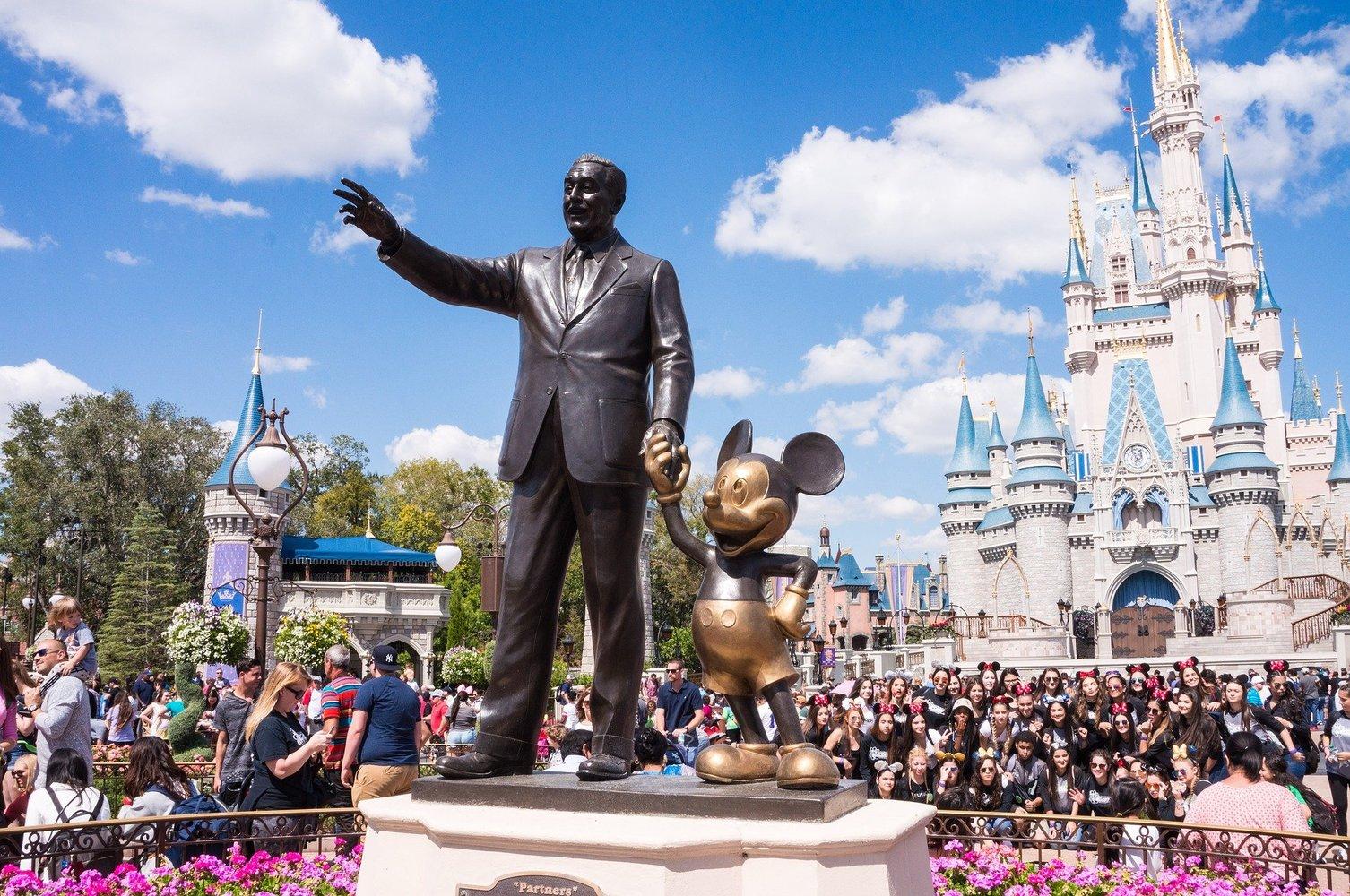 Image of Walt Disney World Orlando Florida