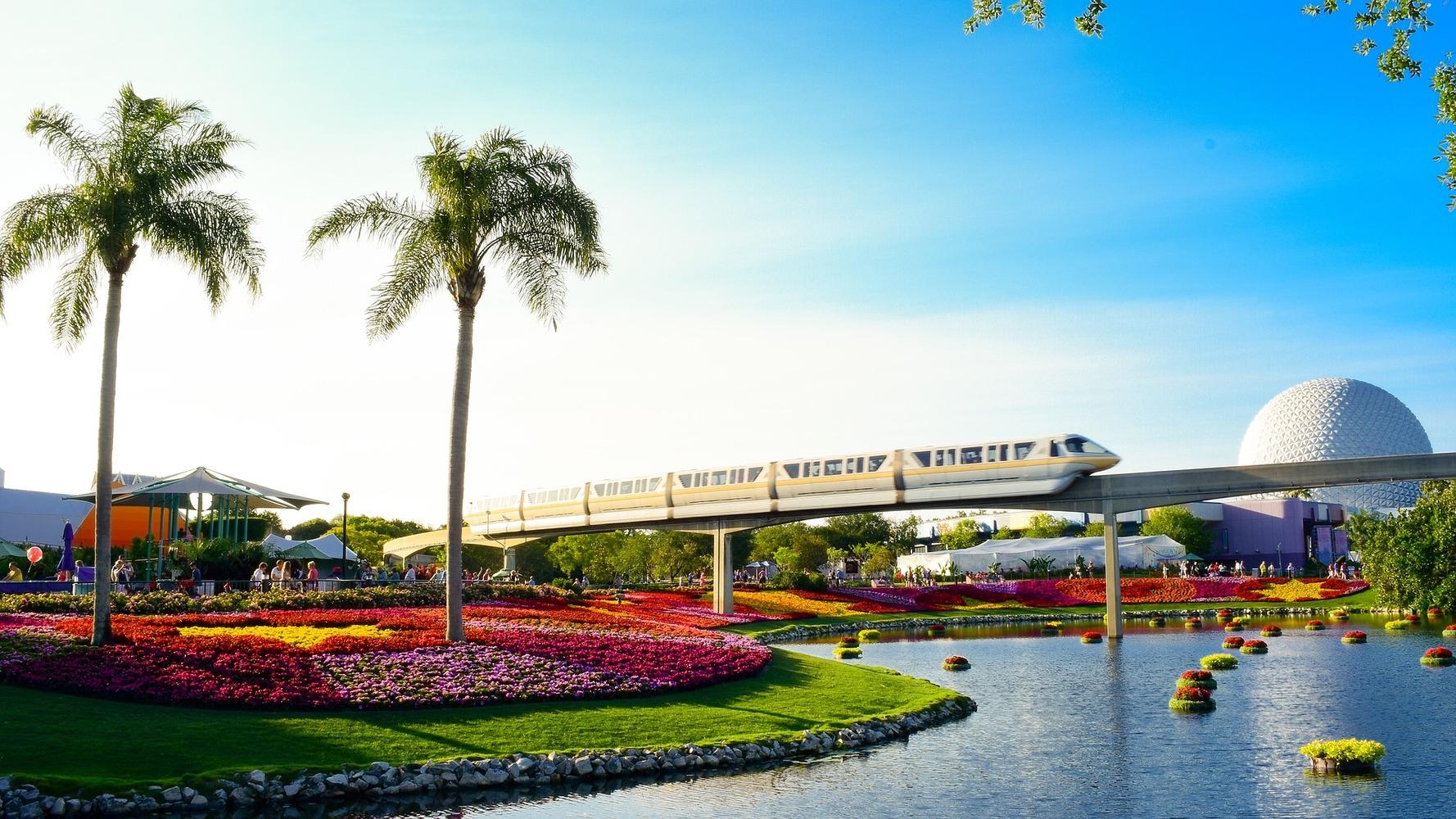 Image of Orlando International Airport in Orlando Florida